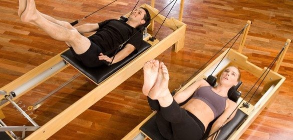 aletli pilates ( reformer )
